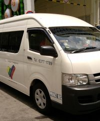 Transport Service by Club Rainbow (Singapore)